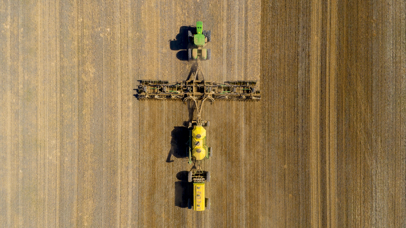 The Farmers wants a Liquid Solution